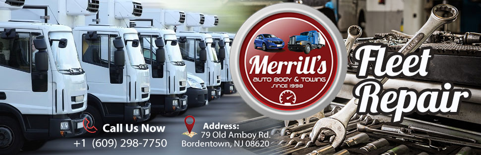 Merrill's Auto has reliable, high-quality trucks and fleet vehicles repairs.