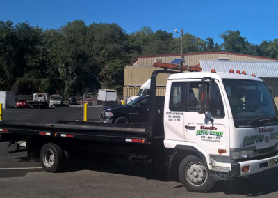 Towing & Wrecker Service