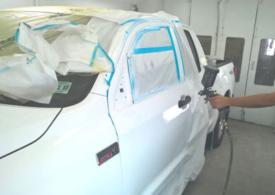Auto Body & Paint Work | Merrill's Auto